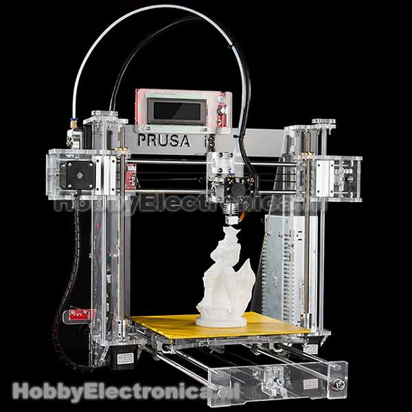 Reprap Prusa i3 DHZ 3d Printer kit - HobbyElectronica: hobbyelectronica.nl/product/reprap-prusa-i3-dhz-3d-printer-kit